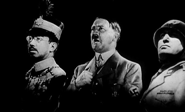 Image result for hitler japan axis
