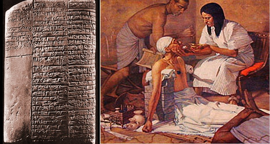 Medicine and Doctoring in Ancient Mesopotamia