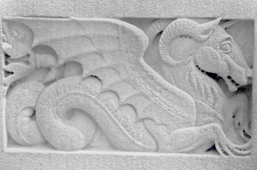 The Origin and Development of the Dragon in Ancient Chinese