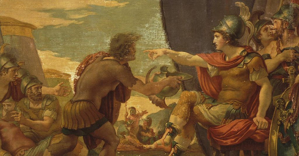 A Medical-Historical Examination of the Death of Alexander