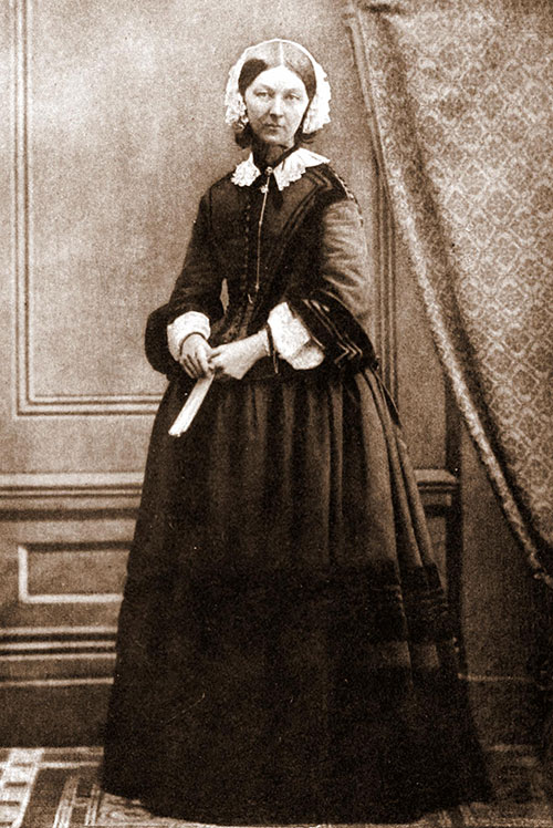 Florence nightingale sexual affair
