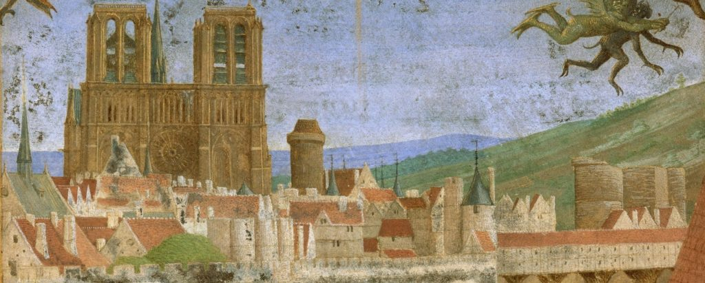 Resultado de imagen para university of paris in the middle ages