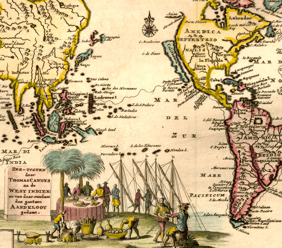 A Pirate Surgeon in 17th-Century Panama