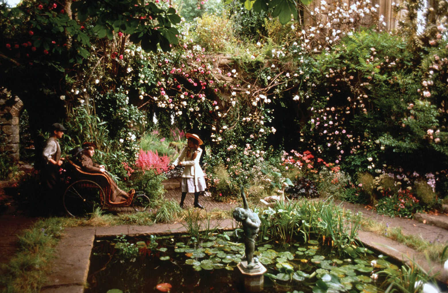 Secret Garden: Over A Century Of The Secret Garden