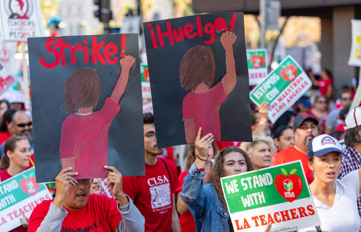 2018 Was The Year Of The Labor Strike – Brewminate