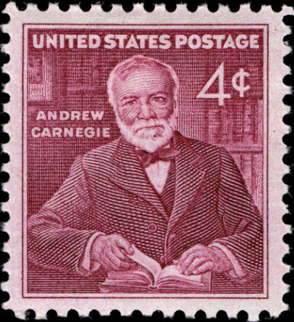 What Hundreds of American Libraries Owe to Carnegie's