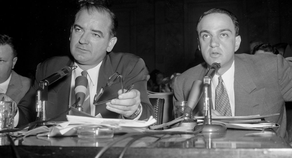 The Lavender Scare: Joseph McCarthy's Other Crusade