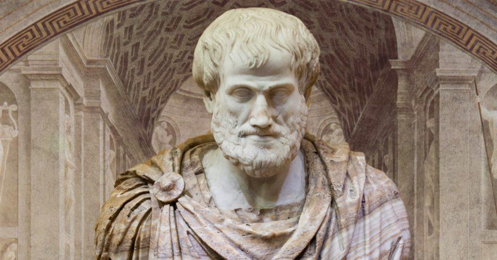 Aristotle: (384 – 322 BC)