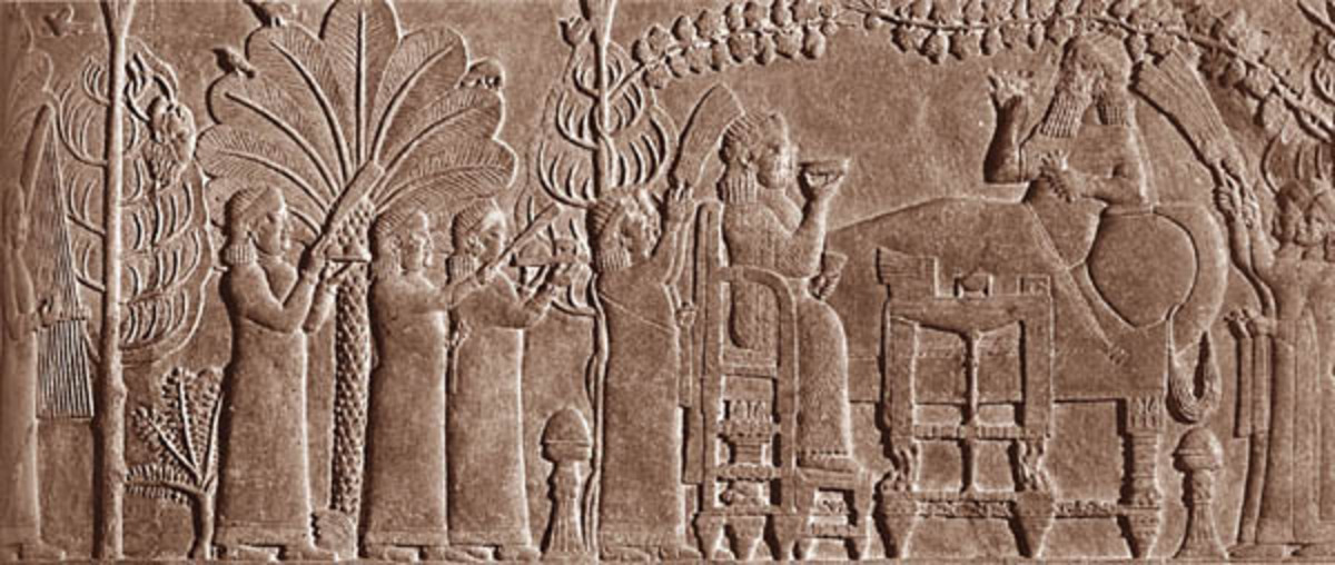 The Kings Feast Power and Propaganda at the Neo Assyrian