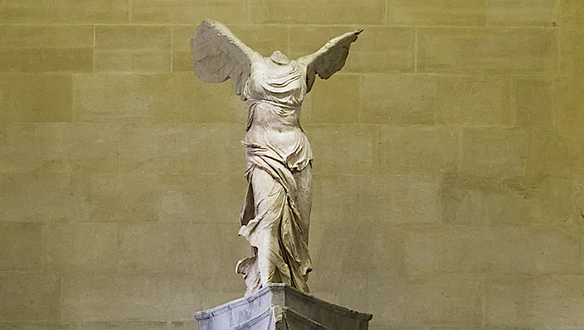 Winged Victory: The Nike of Samothrace