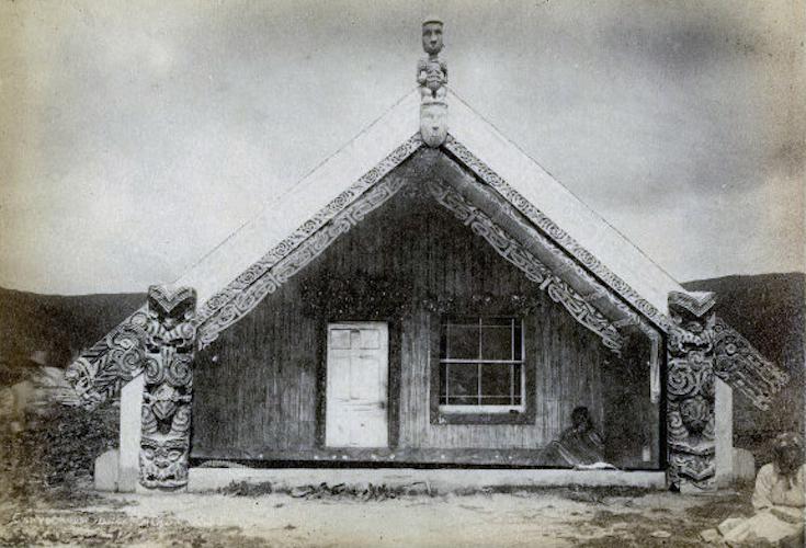 Excellent Pre European Maori Meeting Houses Download Free Architecture Designs Scobabritishbridgeorg