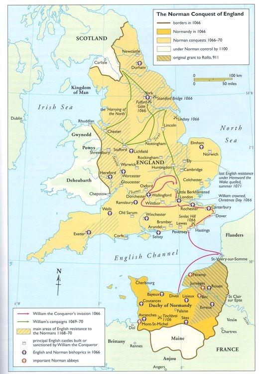 A Brief Biography Of William The Conqueror Brewminate