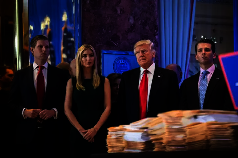 Trump's Charity Woes Are Uncommon, If Not Unprecedented