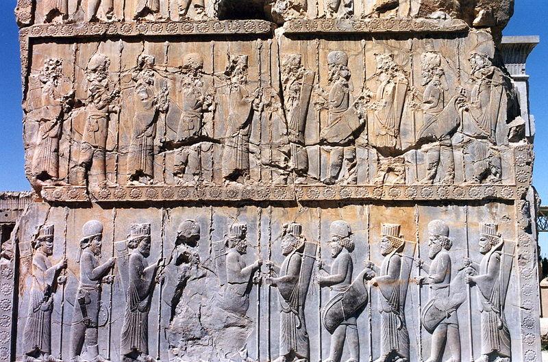 Persepolis Capital Of The Ancient Persian Achaemenid Empire Brewminate
