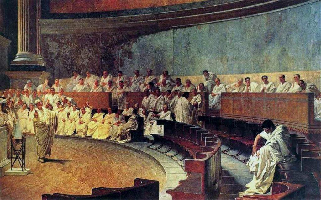 Ancient Roman Law and Rhetoric – Brewminate