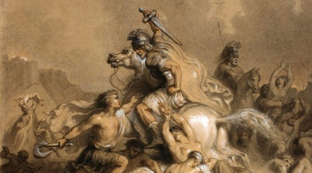 Barbarians: 'Othering' in the Ancient World – Brewminate