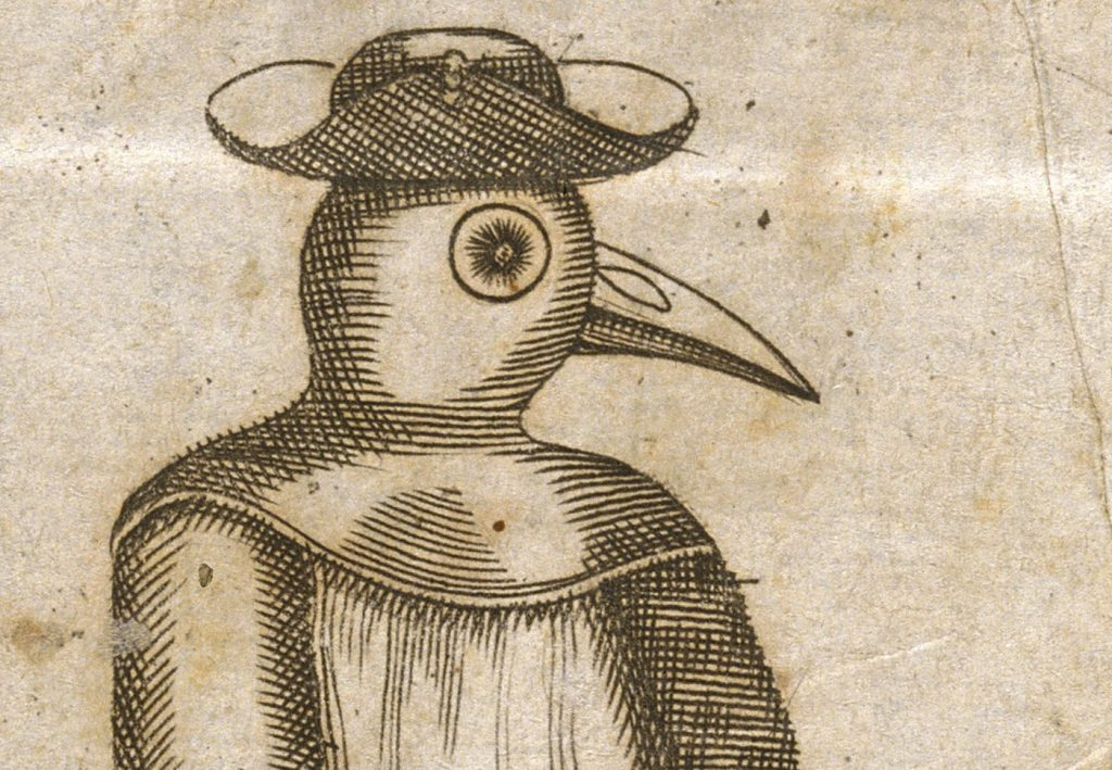 The Deathly Bird Costumes Of Early Modern Plague Doctors Brewminate