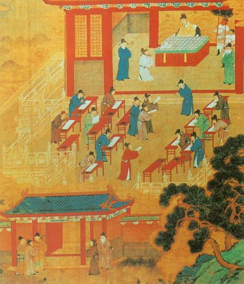 Imperial Examinations Keju For Government Service In Ancient China Brewminate