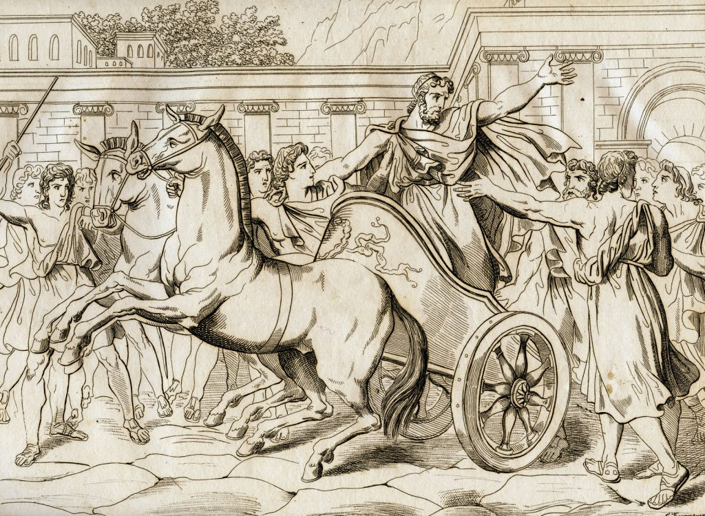 Tyranny in Ancient Greece and Rome – Brewminate